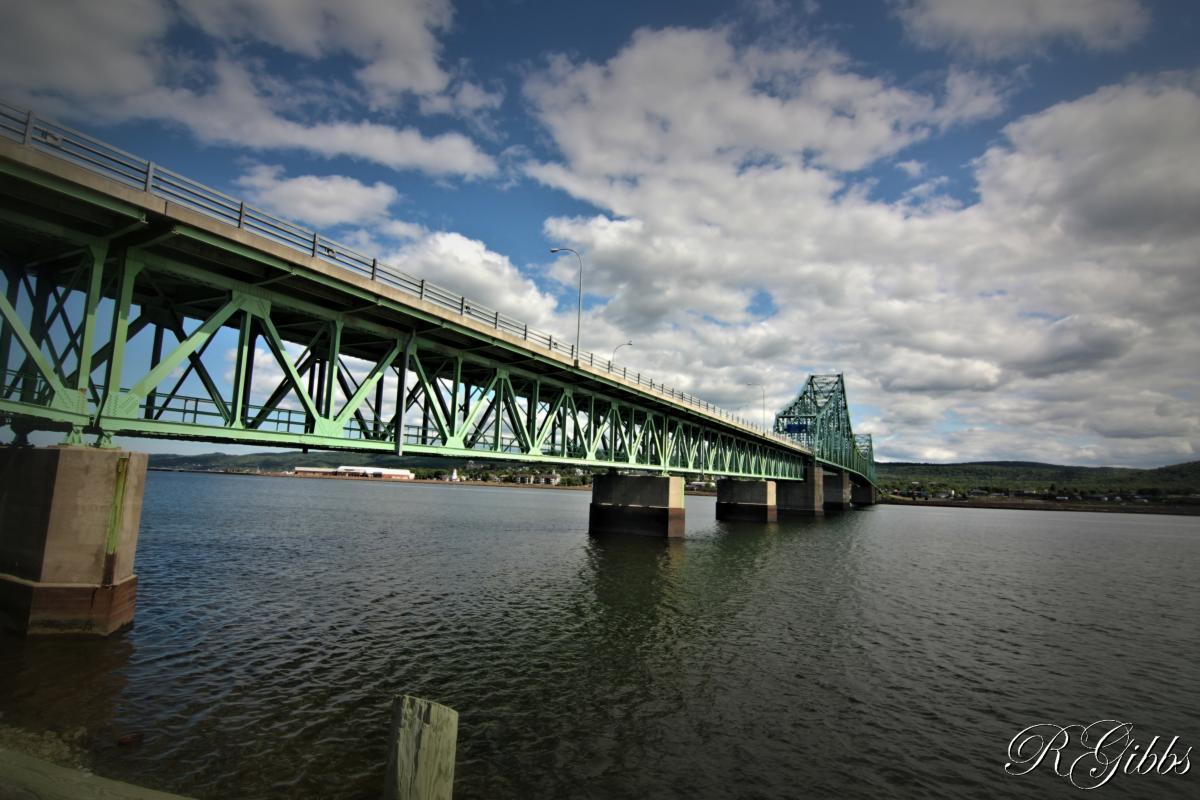 J. C. Van Horne Bridge